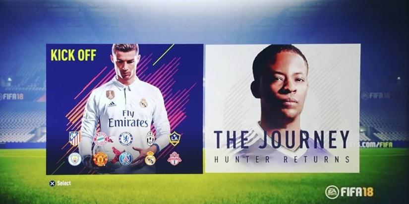 FIFA 18 DEMO SCREENSHOT QSH QUICKSTOPHICKS