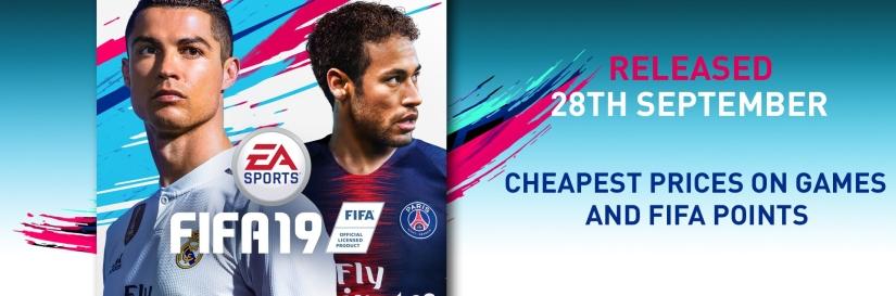 FIFA 19 CHEAPEST PRE ORDER PRICE
