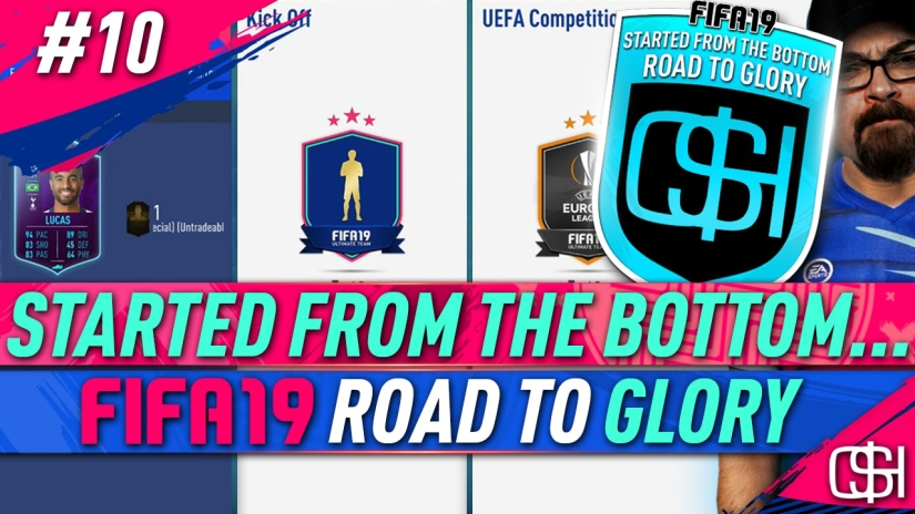 FIFA 19 ROAD TO GLORY FIFA 19 ULTIMATE TEAM QUICKSTOPHICKS FIFA 19 RTG EPISODE 10 LUCAS MOURA PLAYER OF THE MONTH POTM