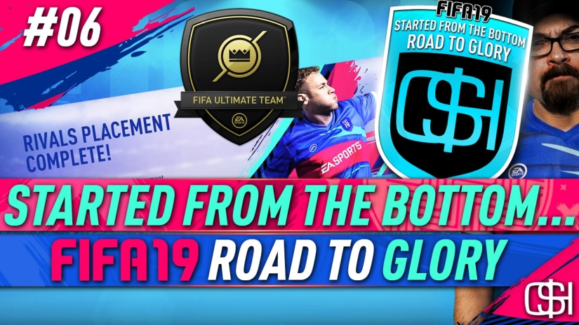 FIFA 19 ROAD TO GLORY FIFA 19 ULTIMATE TEAM QUICKSTOPHICKS FIFA 19 RTG EPISODE 6 HOW TO COMPLETE QUADS SBC IT TAKES EIGHT SBC DIVISION RIVALS PLACEMENT