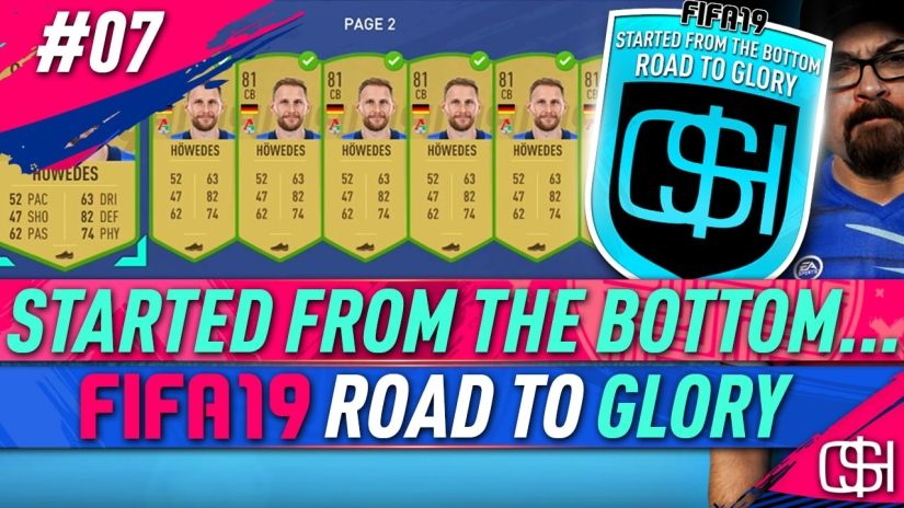 FIFA 19 ROAD TO GLORY FIFA 19 ULTIMATE TEAM QUICKSTOPHICKS FIFA 19 RTG EPISODE 7 HOW TO COMPLETE HYBRID NATIONS SBC FIFA 19 MASS BIDDING FOR PROFIT