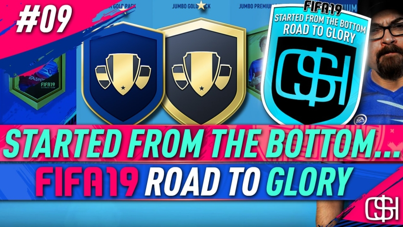 FIFA 19 ROAD TO GLORY FIFA 19 ULTIMATE TEAM QUICKSTOPHICKS FIFA 19 RTG EPISODE 9 HYBRID LEAGUES SBC LEAGUE AND NATION BASIC SBC