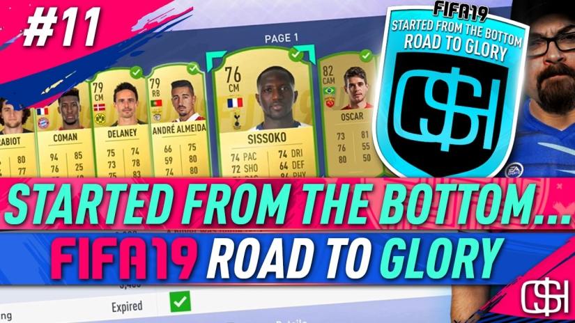 FIFA 19 ROAD TO GLORY FIFA 19 ULTIMATE TEAM QUICKSTOPHICKS FIFA 19 RTG EPISODE 11 LUCAS MOURA PLAYER OF THE MONTH POTM