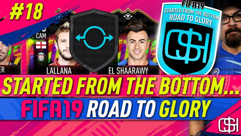 FIFA 19 ROAD TO GLORY FIFA 19 ULTIMATE TEAM QUICKSTOPHICKS FIFA 19 RTG EPISODE 18 FUT SWAP DEALS SBC AND PLAYERS