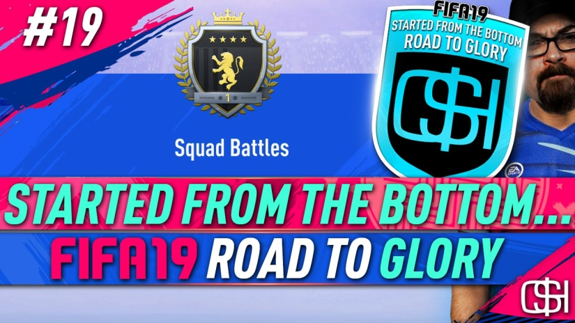 FIFA 19 ROAD TO GLORY FIFA 19 ULTIMATE TEAM QUICKSTOPHICKS FIFA 19 RTG EPISODE 19 ELITE 1 SQUAD BATTLES REWARDS