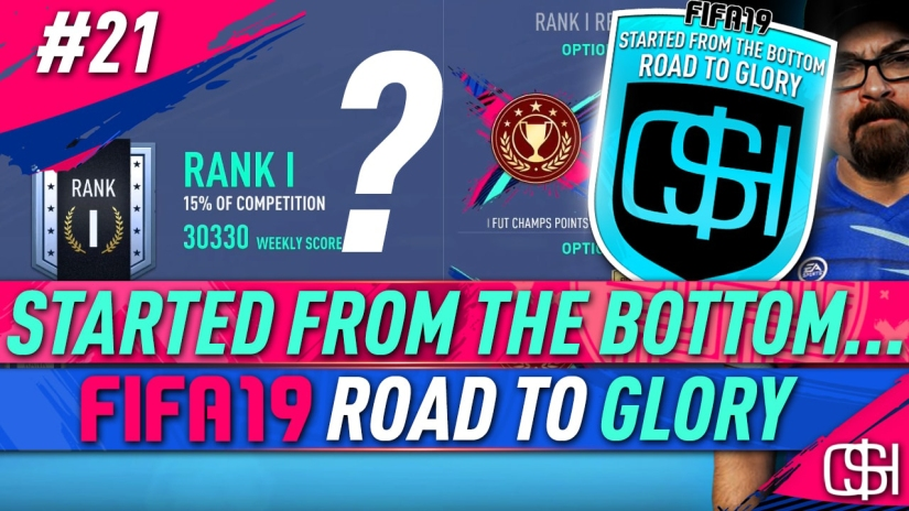 FIFA 19 ROAD TO GLORY FIFA 19 ULTIMATE TEAM QUICKSTOPHICKS FIFA 19 RTG EPISODE 21 BEST REWARDS TO CHOOSE ON FUT RIVALS