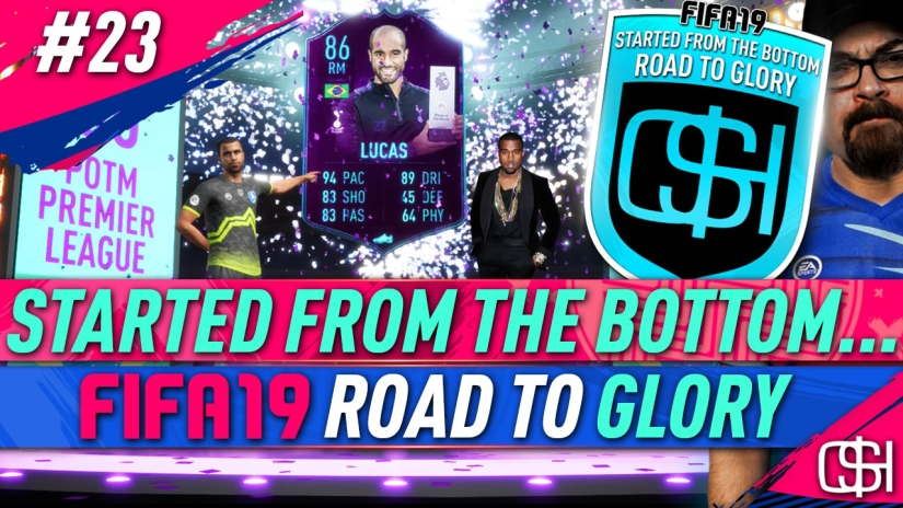 FIFA 19 ROAD TO GLORY FIFA 19 ULTIMATE TEAM QUICKSTOPHICKS FIFA 19 RTG EPISODE 23 LUCAS MOURA POTM FIFA 19 HAZARD POTM FLASHBACK SBC