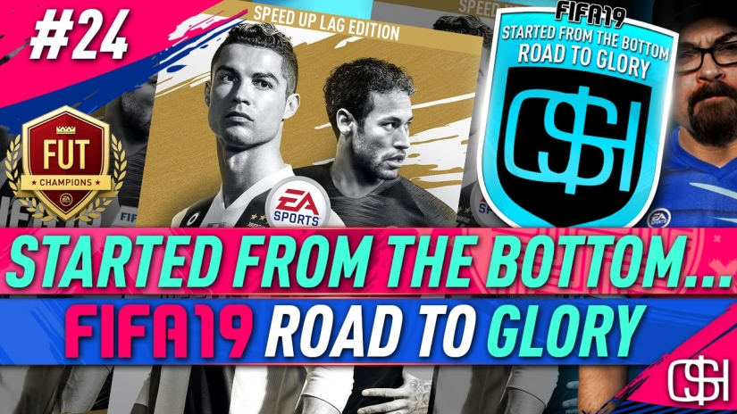 FIFA 19 ROAD TO GLORY FIFA 19 ULTIMATE TEAM QUICKSTOPHICKS FIFA 19 RTG EPISODE 24 SPEED UP LAD SERVER PROBLEMS FIFA 19