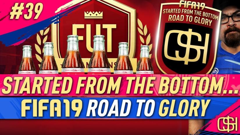 FIFA 19 ROAD TO GLORY FIFA 19 ULTIMATE TEAM QUICKSTOPHICKS FIFA 19 RTG EPISODE 39 BUTTON DELAY SERVER LAG