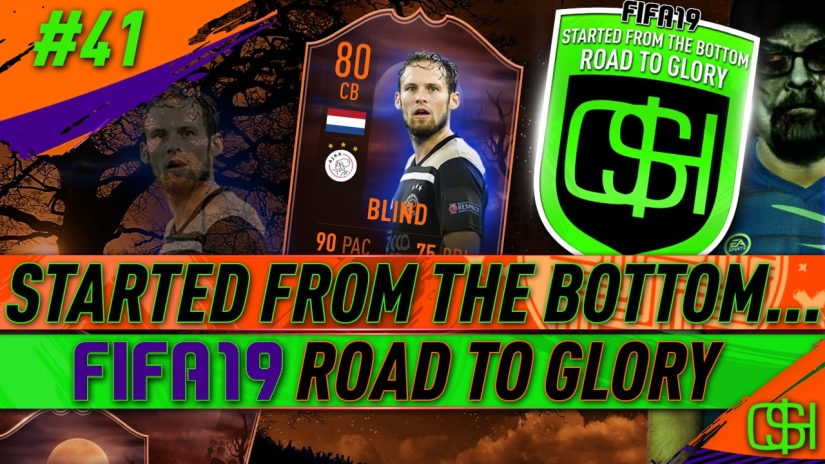FIFA 19 ROAD TO GLORY FIFA 19 ULTIMATE TEAM QUICKSTOPHICKS FIFA 19 RTG EPISODE 41 FREE ULTIMATE SCREAM PLAYER OBJECTIVE