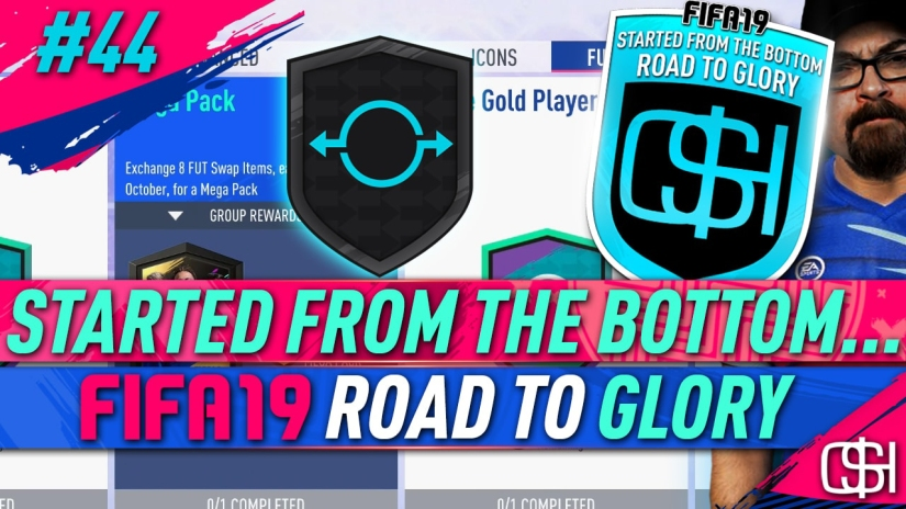 FIFA 19 ROAD TO GLORY FIFA 19 ULTIMATE TEAM QUICKSTOPHICKS FIFA 19 RTG EPISODE 44 FUT SWAP OBJECTIVES OCTOBER COMPLETED