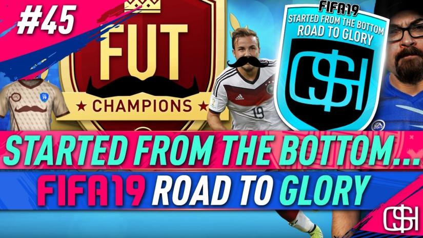 FIFA 19 ROAD TO GLORY FIFA 19 ULTIMATE TEAM QUICKSTOPHICKS FIFA 19 RTG EPISODE 45 FUT SWAP OBJECTIVES MOVEMBER