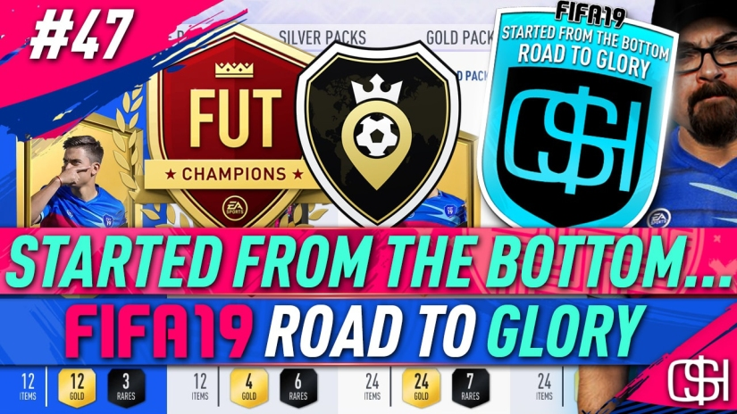 FIFA 19 ROAD TO GLORY FIFA 19 ULTIMATE TEAM QUICKSTOPHICKS FIFA 19 RTG EPISODE 47 EA SERVERS DISCONNECTS MICRO PAUSING