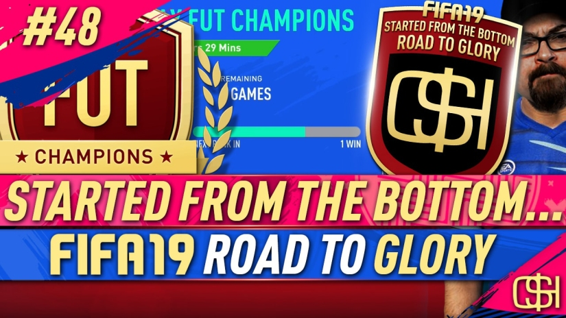 FIFA 19 ROAD TO GLORY FIFA 19 ULTIMATE TEAM QUICKSTOPHICKS FIFA 19 RTG EPISODE 48 NEW FIFA 19 PATCH BUTTON DELAY EA SERVERS