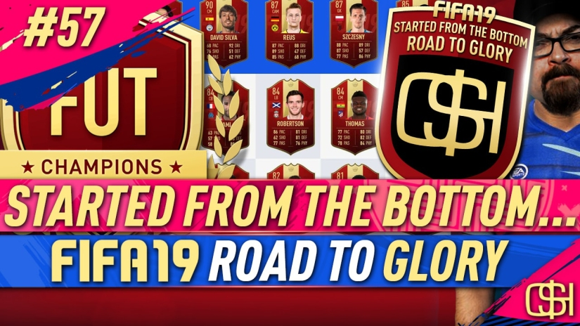 FIFA 19 ROAD TO GLORY FIFA 19 ULTIMATE TEAM QUICKSTOPHICKS FIFA 19 RTG EPISODE 57 FUT CHAMPIONS PLAYER PICK REWARDS RED INFORMS RANK 1 REWARDS
