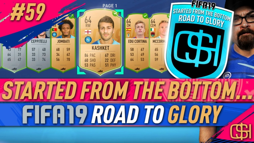 FIFA 19 ROAD TO GLORY FIFA 19 ULTIMATE TEAM QUICKSTOPHICKS FIFA 19 RTG EPISODE 59 NEW PATCH SERVERS BRONZE PACK METHOD BPM