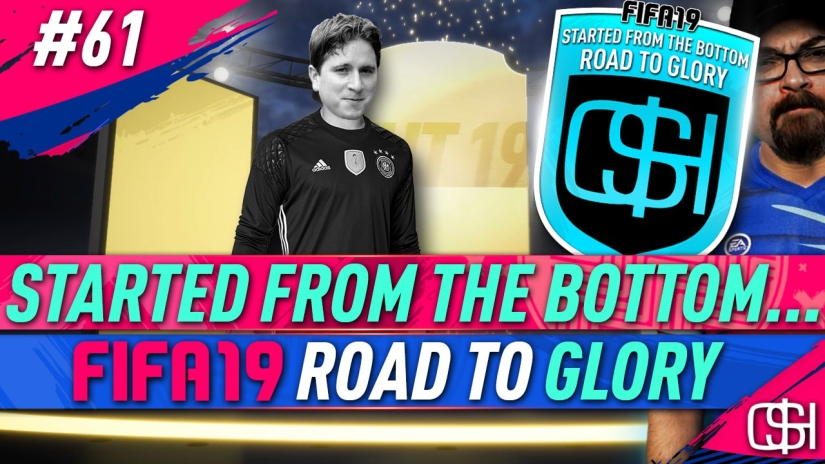 FIFA 19 ROAD TO GLORY FIFA 19 ULTIMATE TEAM QUICKSTOPHICKS FIFA 19 RTG EPISODE 61 HUGE WALKOUT FROM SQUAD BATTLES REWARDS