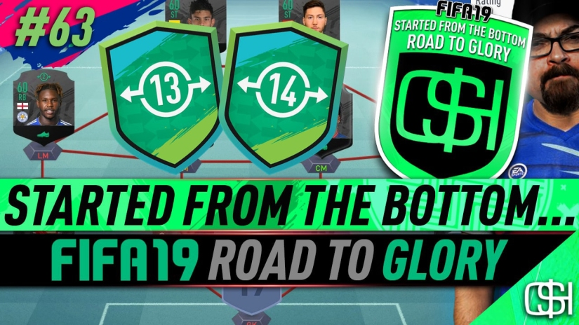 FIFA 19 ROAD TO GLORY FIFA 19 ULTIMATE TEAM QUICKSTOPHICKS FIFA 19 RTG EPISODE 63 FUT SWAP DEALS PLAYER WEEKLY OBJECTIVE SBC