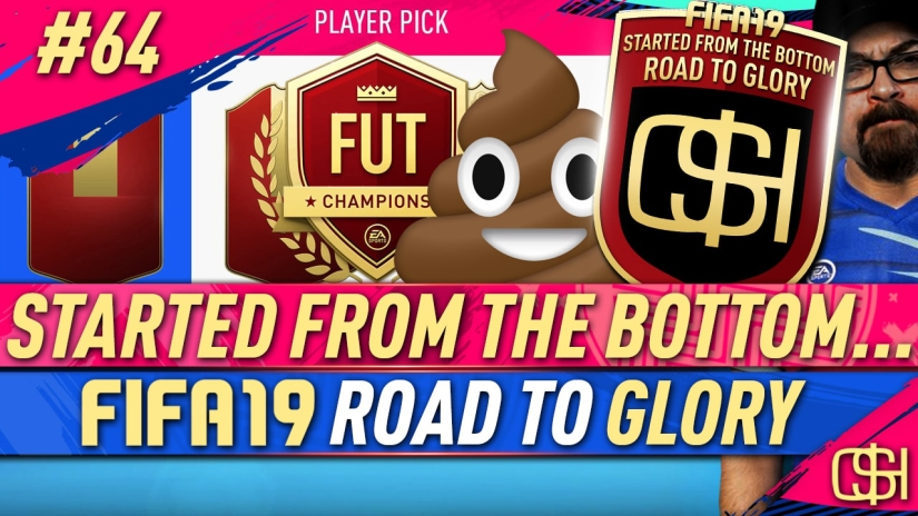 FIFA 19 ROAD TO GLORY FIFA 19 ULTIMATE TEAM QUICKSTOPHICKS FIFA 19 RTG EPISODE 64 FUT CHAMPIONS PLAYER PICK REWARDS RED INFORMS