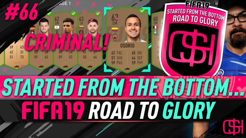 FIFA 19 ROAD TO GLORY FIFA 19 ULTIMATE TEAM QUICKSTOPHICKS FIFA 19 RTG EPISODE 66 BLACK FRIDAY TEAM OF THE WEEK BEST OF FLASHBACK