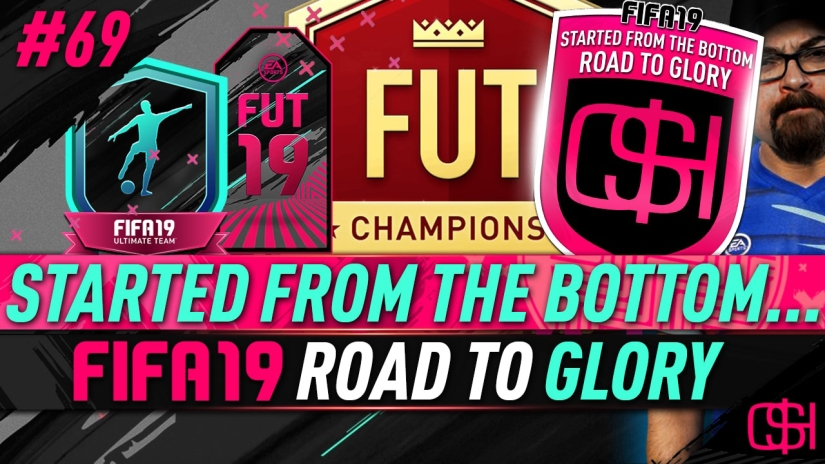 FIFA 19 ROAD TO GLORY FIFA 19 ULTIMATE TEAM QUICKSTOPHICKS FIFA 19 RTG EPISODE 69 LEAGUE UPGRADE PACKS TRADEABLE TOTW UPGRADE PACK