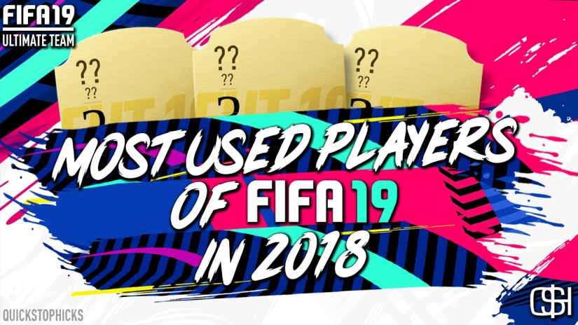 FIFA 19 MOST POPULAR CARDS MOST USED PLAYERS MOST USED CARDS FIFA 19 ULTIMATE TEAM