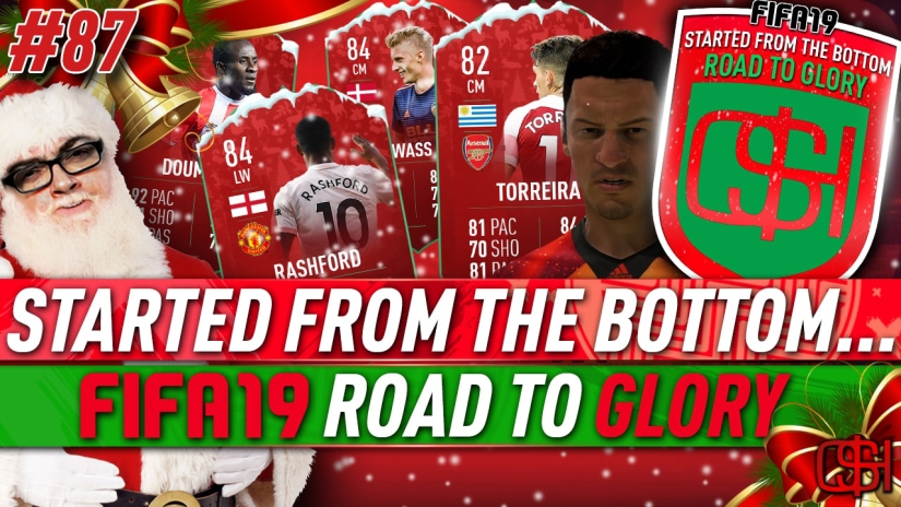 FIFA 19 ROAD TO GLORY FIFA 19 ULTIMATE TEAM QUICKSTOPHICKS FIFA 19 RTG EPISODE 87 FIFA REDDIT DAY 10 FUTMAS SBCS
