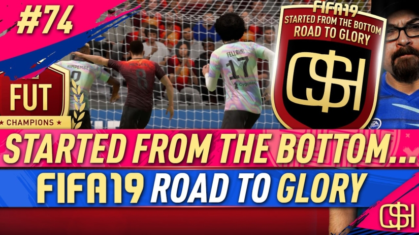 FIFA 19 ROAD TO GLORY FIFA 19 ULTIMATE TEAM QUICKSTOPHICKS FIFA 19 RTG EPISODE 74 FIFA REDDIT MOVING GOALKEEPERS TACTIC