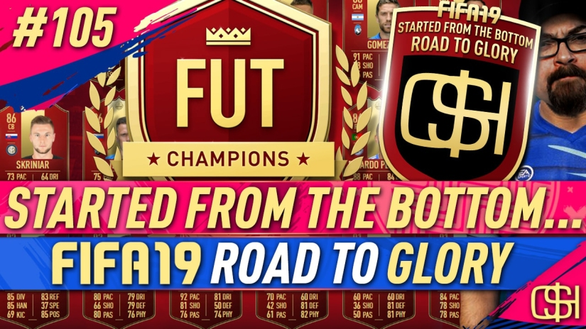 fifa 19 road to glory fifa 19 ultimate team quickstophicks fifa 19 rtg episode 105 fifa reddit fut champions elite rewards division rivals