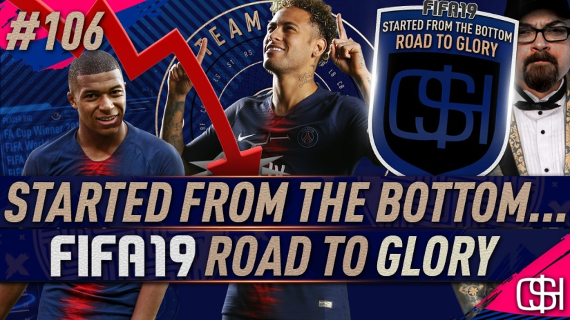 fifa 19 road to glory fifa 19 ultimate team quickstophicks fifa 19 rtg episode 106 fifa reddit fut champions elite rewards toty market crash