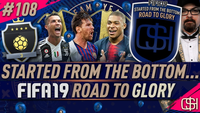 fifa 19 road to glory fifa 19 ultimate team quickstophicks fifa 19 rtg episode 108 fifa reddit toty market crash fifa 19 toty attackers toty mbappe