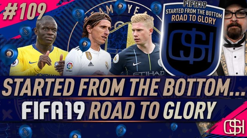 fifa 19 road to glory fifa 19 ultimate team quickstophicks fifa 19 rtg episode 109 fifa reddit toty market crash fifa 19 toty midfielders toty modric