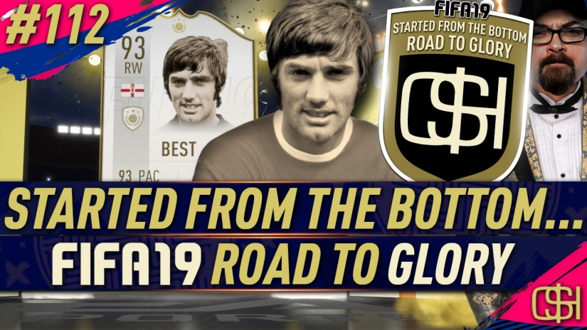 fifa 19 road to glory fifa 19 ultimate team quickstophicks fifa 19 rtg episode 112 fifa reddit prime icon george best sbc cheap