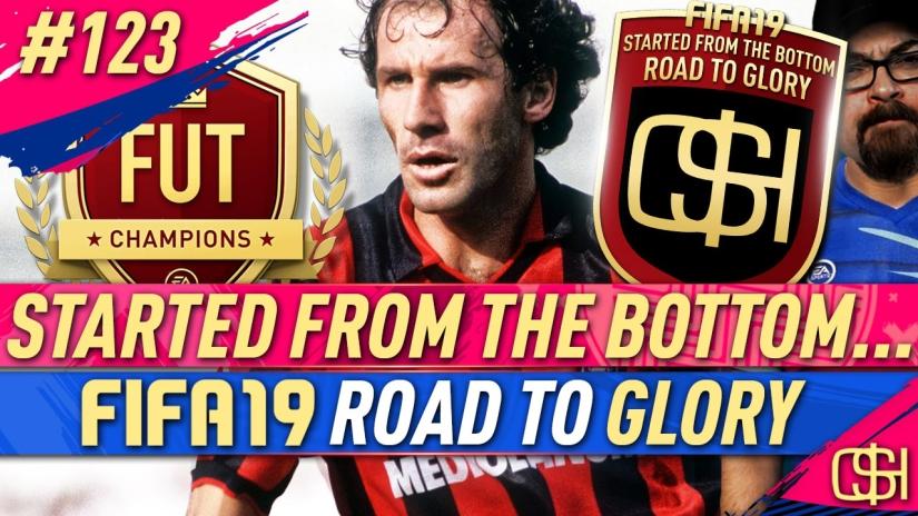 fifa 19 road to glory fifa 19 ultimate team quickstophicks fifa 19 rtg episode 123 fifa reddit prime icon baresi sbc cheap