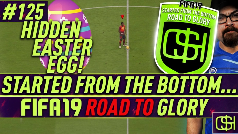fifa 19 road to glory fifa 19 ultimate team quickstophicks fifa 19 rtg episode 125 fifa reddit fifa 19 hidden easter egg