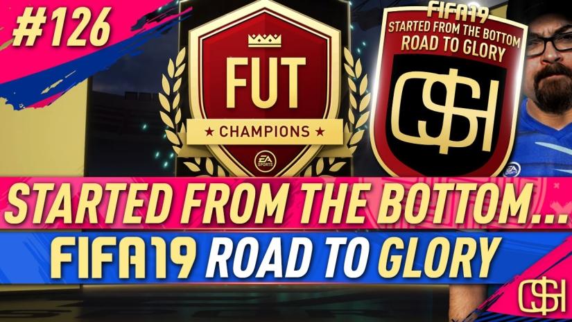 fifa 19 road to glory fifa 19 ultimate team quickstophicks fifa 19 rtg episode 126 fifa reddit fifa 19 fut champions rewards
