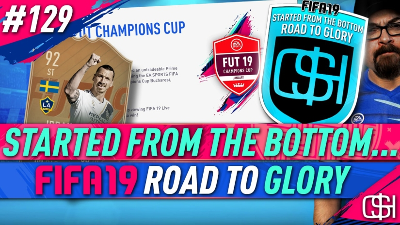 fifa 19 road to glory fifa 19 ultimate team quickstophicks fifa 19 rtg episode 129 fifa reddit fifa 19 free packs