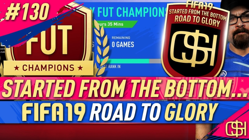 fifa 19 road to glory fifa 19 ultimate team quickstophicks fifa 19 rtg episode 130 fifa reddit fifa 19 free packs