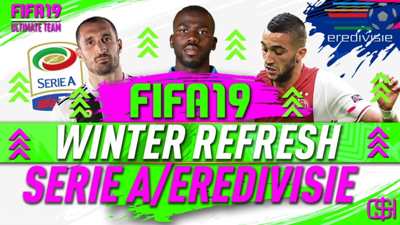FIFA 19 RATINGS REFRESH REDDIT LEAK SERIE A WINTER UPGRADES RATINGS REFRESH FIFA 19 QSH QUICKSTOPHICKS