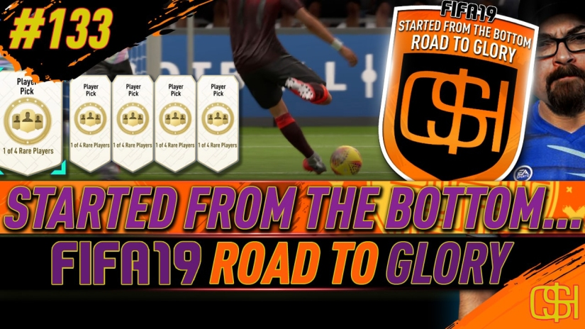 FIFA 19 ROAD TO GLORY FIFA 19 ULTIMATE TEAM QUICKSTOPHICKS FIFA 19 RTG EPISODE 133 FIFA REDDIT FIFA 19 NEW PATCH SCORING LOW DRIVEN