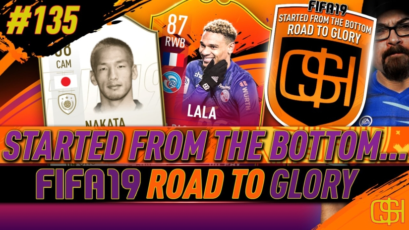 FIFA 19 ROAD TO GLORY FIFA 19 ULTIMATE TEAM QUICKSTOPHICKS FIFA 19 RTG EPISODE 135 FIFA REDDIT PRIME ICON NAKATA SBC CHEAP