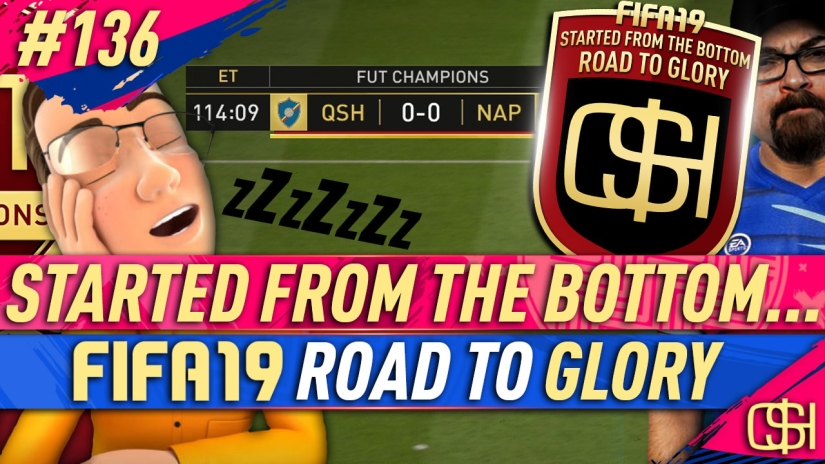 FIFA 19 ROAD TO GLORY FIFA 19 ULTIMATE TEAM QUICKSTOPHICKS FIFA 19 RTG EPISODE 136 FIFA REDDIT IS FIFA BORING