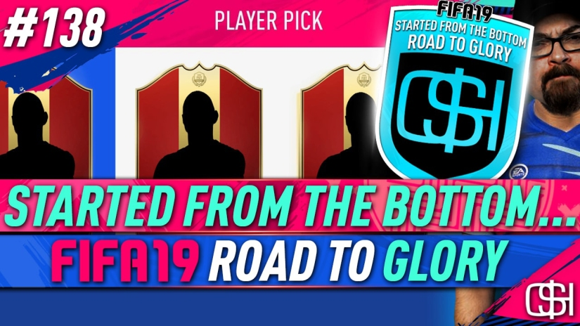 FIFA 19 ROAD TO GLORY FIFA 19 ULTIMATE TEAM QUICKSTOPHICKS FIFA 19 RTG EPISODE 138 FIFA REDDIT FIFA 19 FREE PACKS