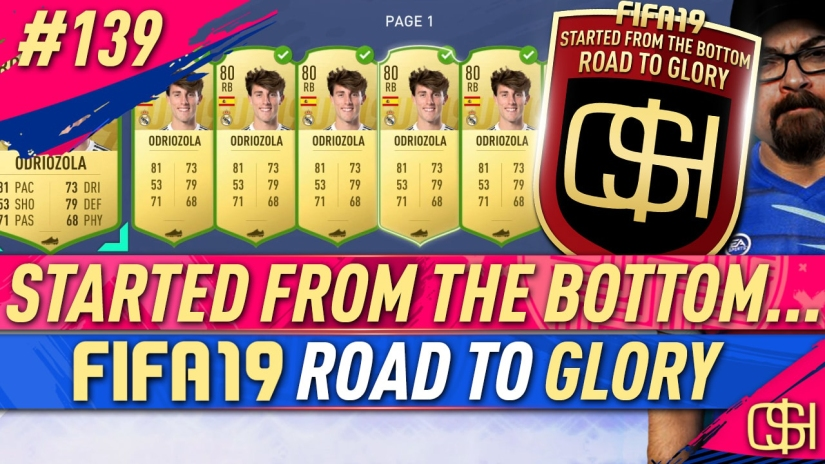 FIFA 19 ROAD TO GLORY FIFA 19 ULTIMATE TEAM QUICKSTOPHICKS FIFA 19 RTG EPISODE 139 FIFA REDDIT FIFA 19 FREE PACKS