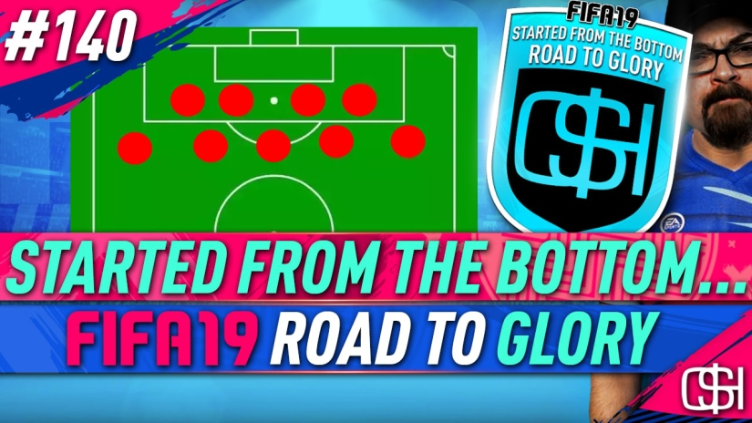 FIFA 19 ROAD TO GLORY FIFA 19 ULTIMATE TEAM QUICKSTOPHICKS FIFA 19 RTG EPISODE 140 FIFA REDDIT FIFA 19 OP TACTICS