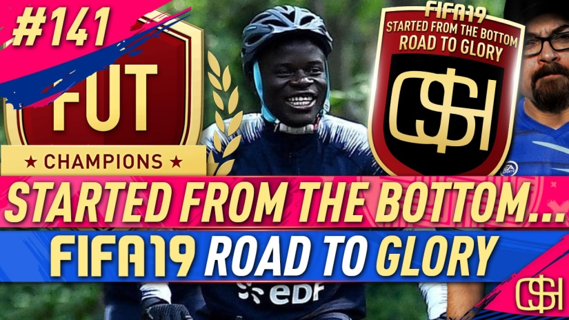 FIFA 19 ROAD TO GLORY FIFA 19 ULTIMATE TEAM QUICKSTOPHICKS FIFA 19 RTG EPISODE 141 FIFA REDDIT FIFA 19 TOTY KANTE