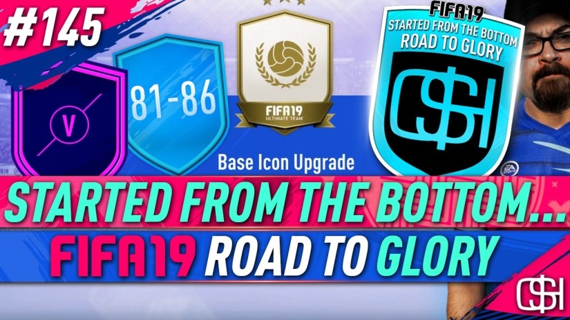 FIFA 19 ROAD TO GLORY FIFA 19 ULTIMATE TEAM QUICKSTOPHICKS FIFA 19 RTG EPISODE 145 FIFA REDDIT FIFA 19 BASE ICON SBC