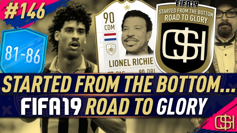 FIFA 19 ROAD TO GLORY FIFA 19 ULTIMATE TEAM QUICKSTOPHICKS FIFA 19 RTG EPISODE 146 FIFA REDDIT PRIME ICON RIJKAARD SBC CHEAP