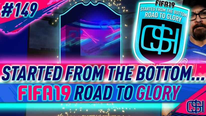 FIFA 19 ROAD TO GLORY FIFA 19 ULTIMATE TEAM QUICKSTOPHICKS FIFA 19 RTG EPISODE 149 FIFA REDDIT FREE ONES TO WATCH CARD