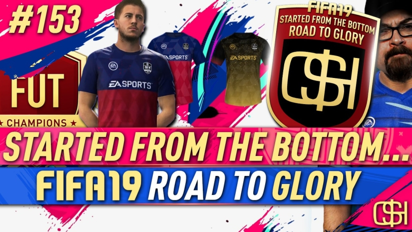 FIFA 19 ROAD TO GLORY FIFA 19 ULTIMATE TEAM QUICKSTOPHICKS FIFA 19 RTG EPISODE 153 FIFA REDDIT NEW FUT CHAMPIONS SPECIAL KIT